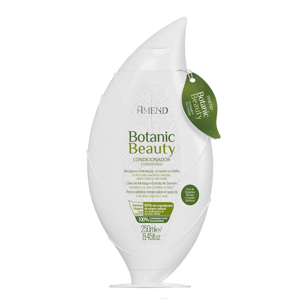 Amend Condicionador Hidratante Botanic Beauty - 250ml