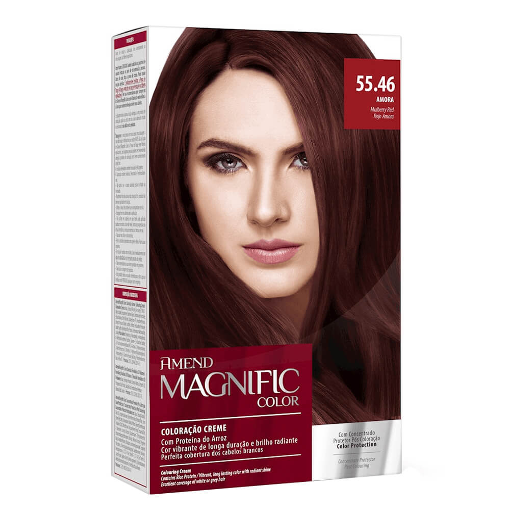 Kit Amend Magnific Color 55.46 Amora