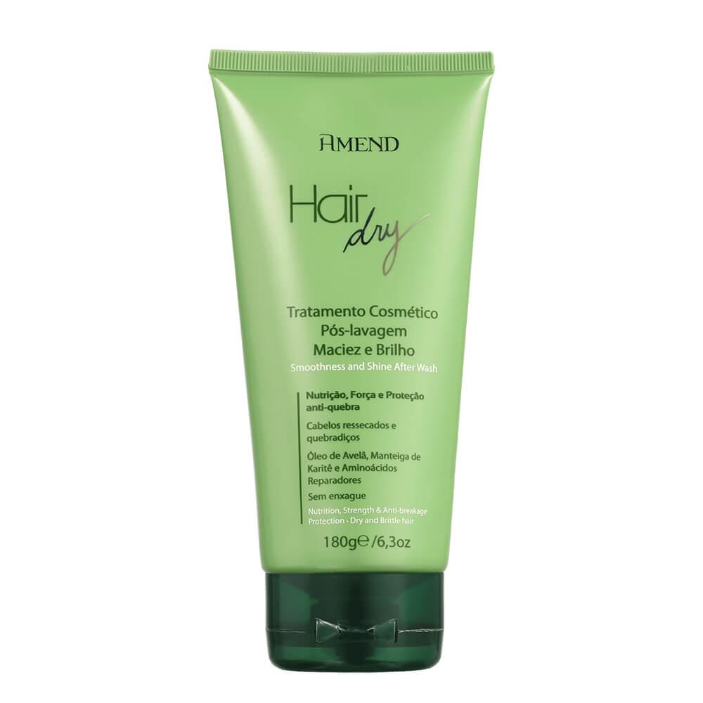 Amend Leave-In Nutri e Força Cabelos Coloridos ou Tratados Quimicamente Hair Dry - 180g