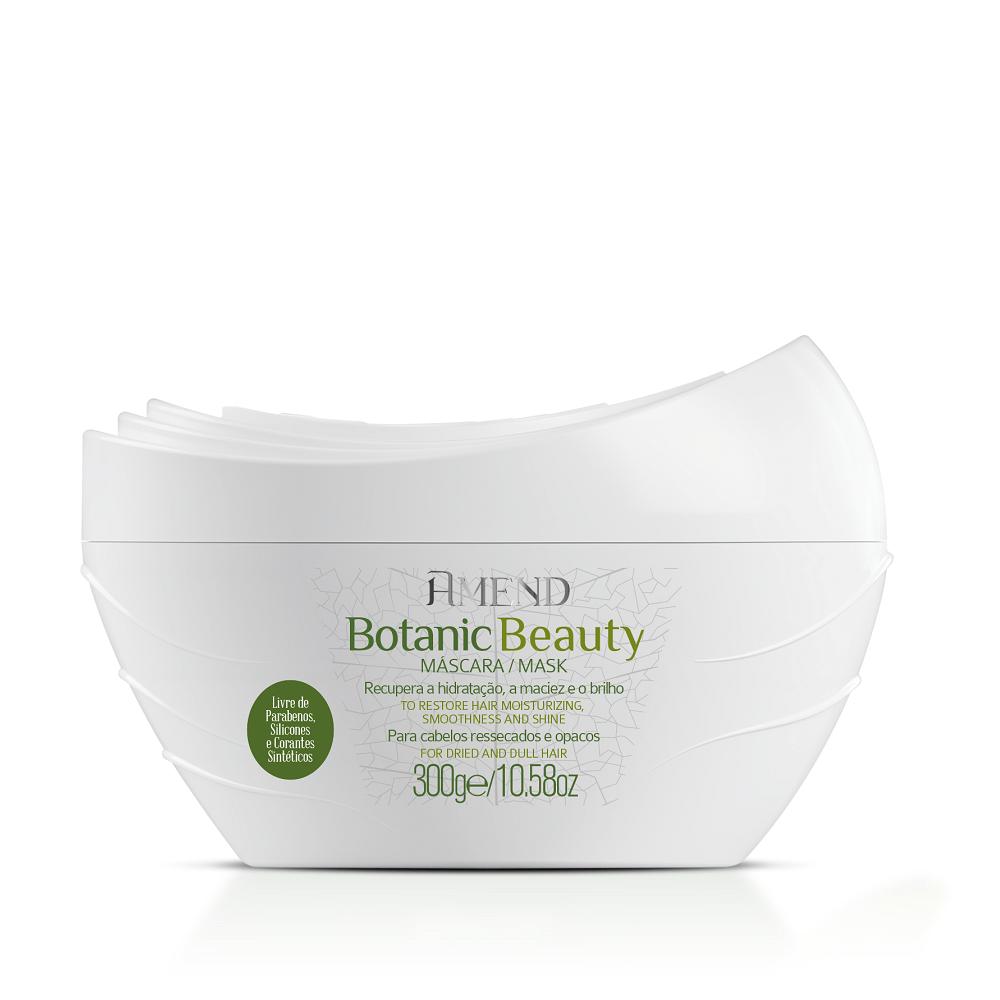 Amend Máscara Hidratante Botanic Beauty - 300g