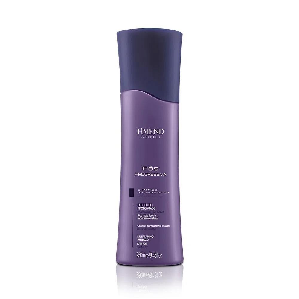 Amend Shampoo Intensificador Pós Progressiva - 250ml
