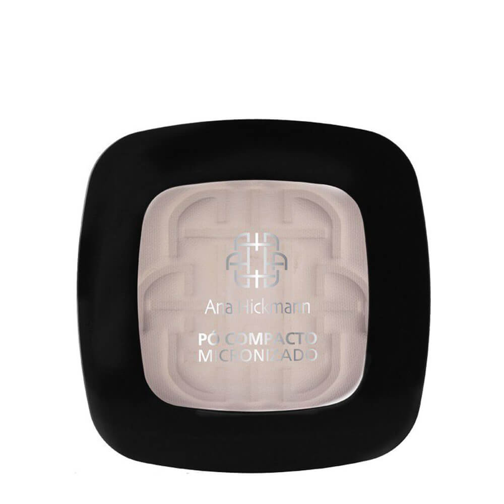 Ana Hickmann Pó Compacto Micronizado Claro N01 - 11g