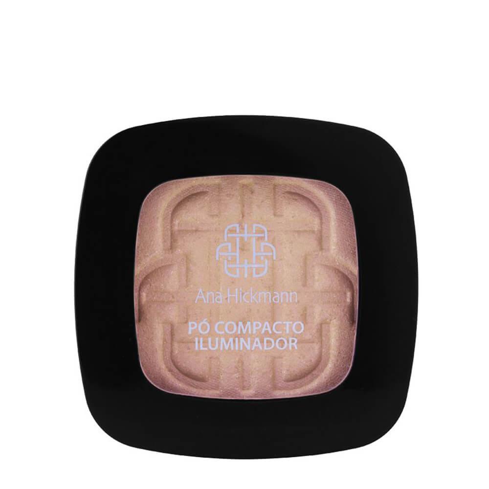 Ana Hickmann Pó Iluminador Compacto Bronze N03 - 11g