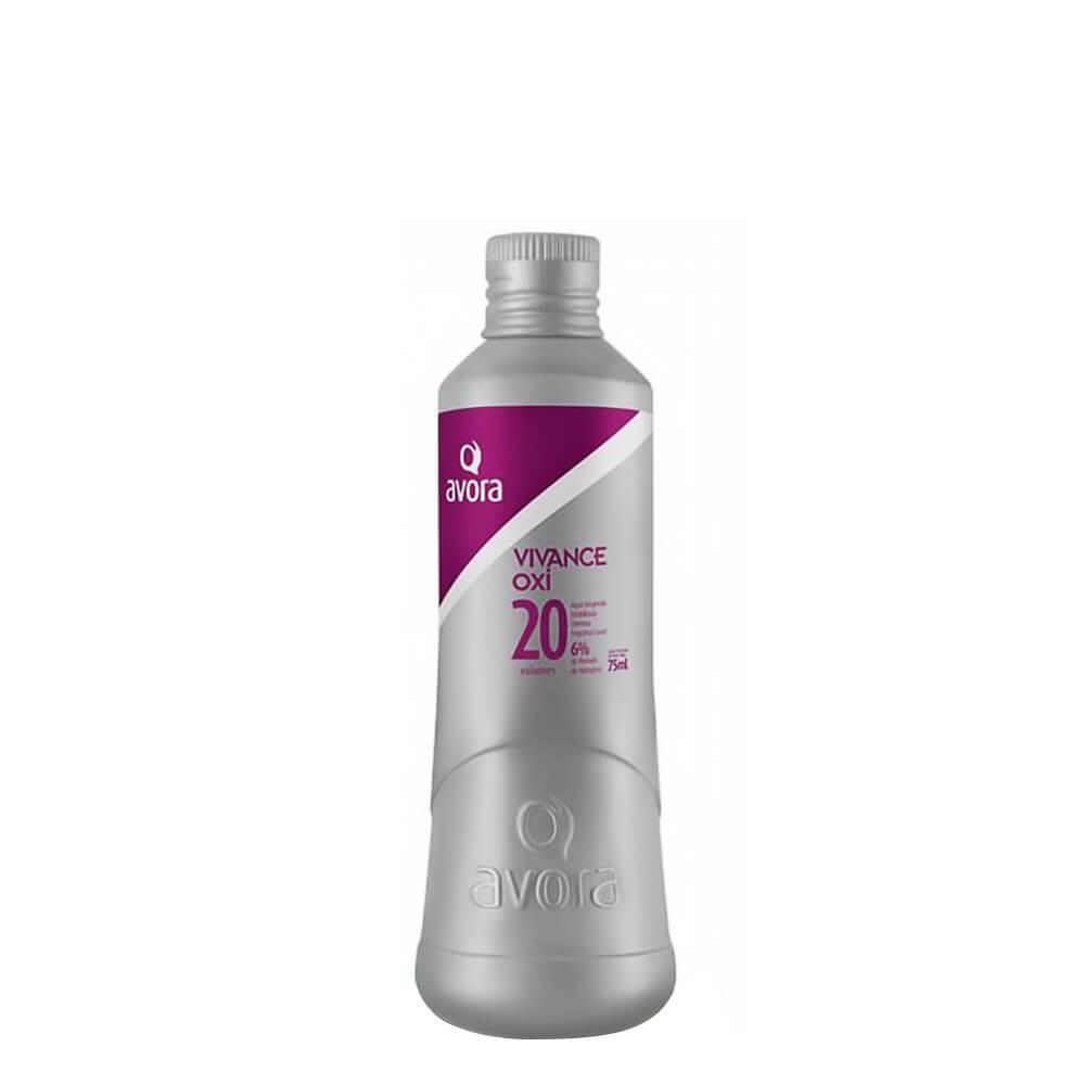Avora Água Oxigenada Vivance 20vol / 6% - 75ml