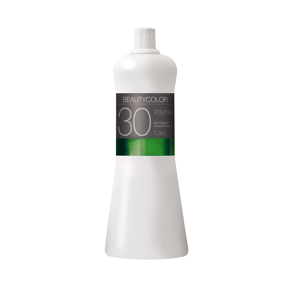 BeautyColor Água Oxigenada 30Vol - 1000ml