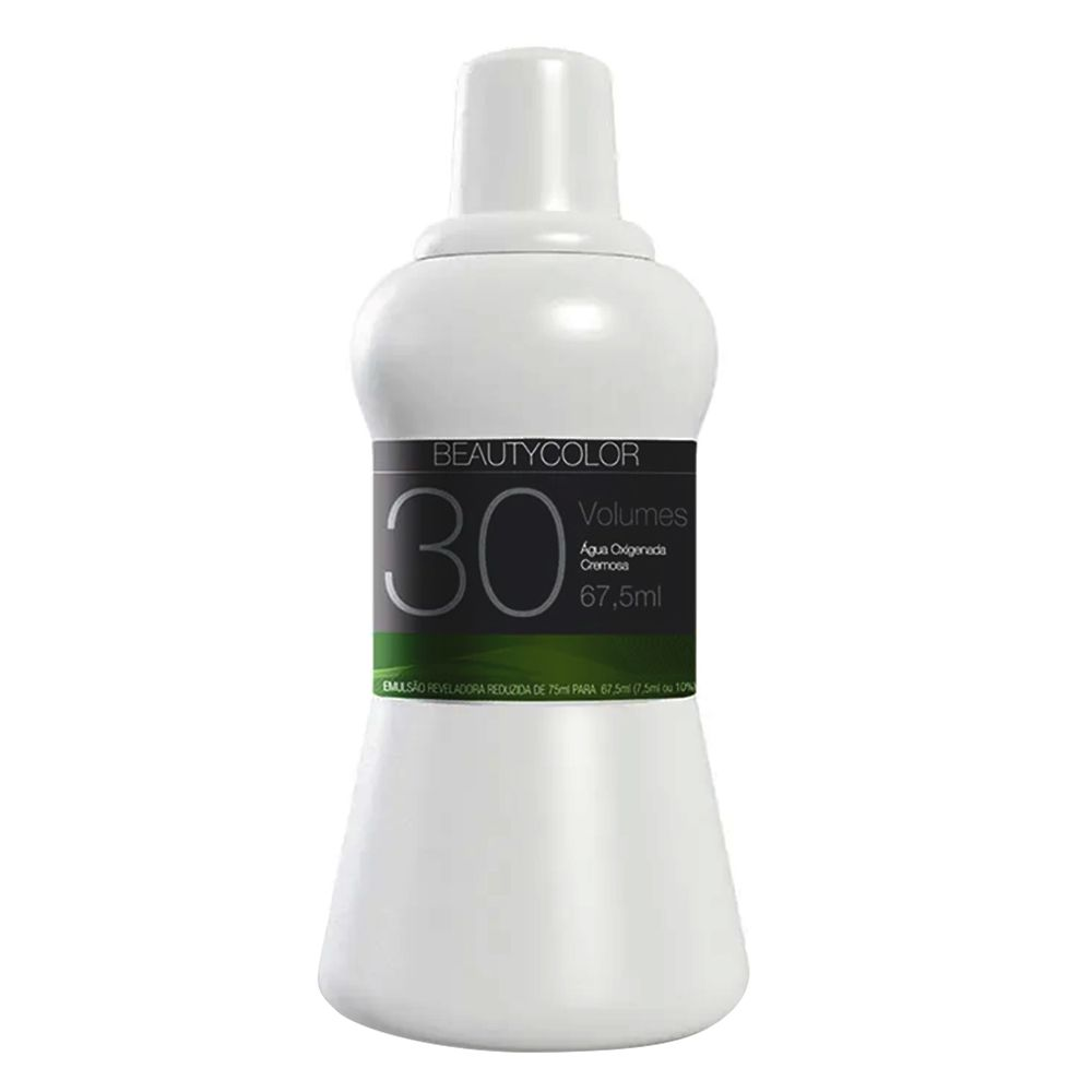 BeautyColor Água Oxigenada 30Vol - 67,5ml