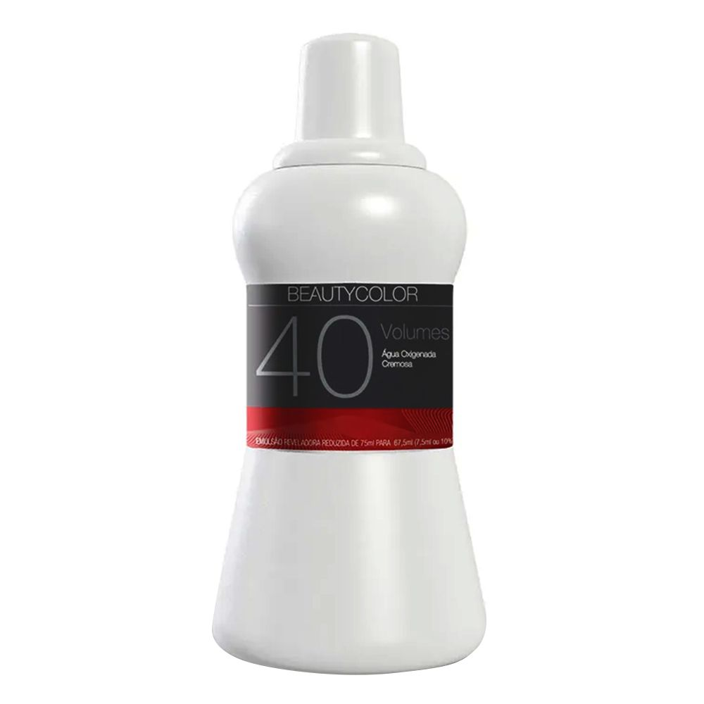 BeautyColor Água Oxigenada 40Vol - 67,5ml