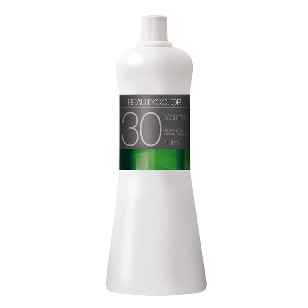 BeautyColor Água Oxigenada 30Vol - 1000ml