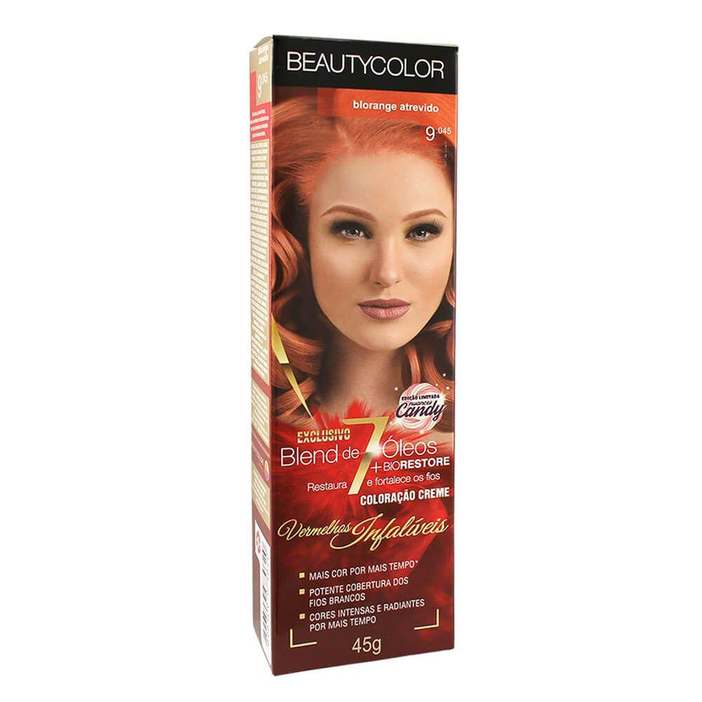 BeautyColor Coloração 9.045 Blorange Atrevido - 45g
