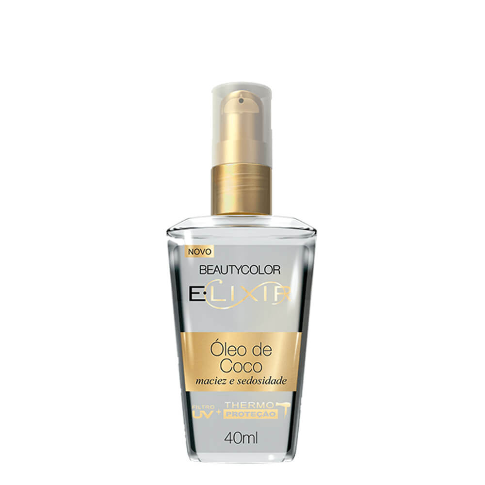 BeautyColor Elixir Óleo de Coco - 40ml