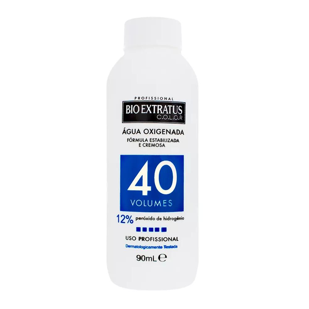Bio Extratus Água Oxigenada 40vol / 12% - 90ml
