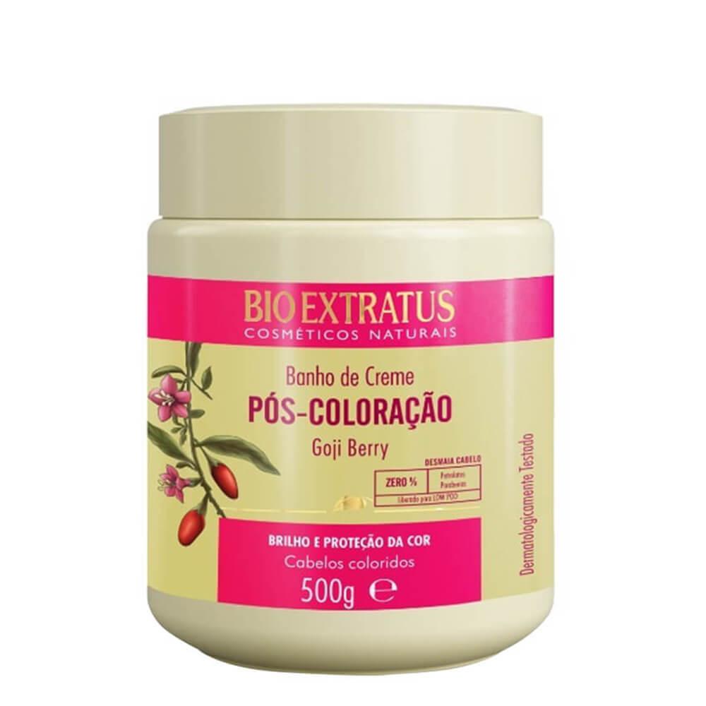 Bio Extratus Banho de Creme Pós Coloração - 250g