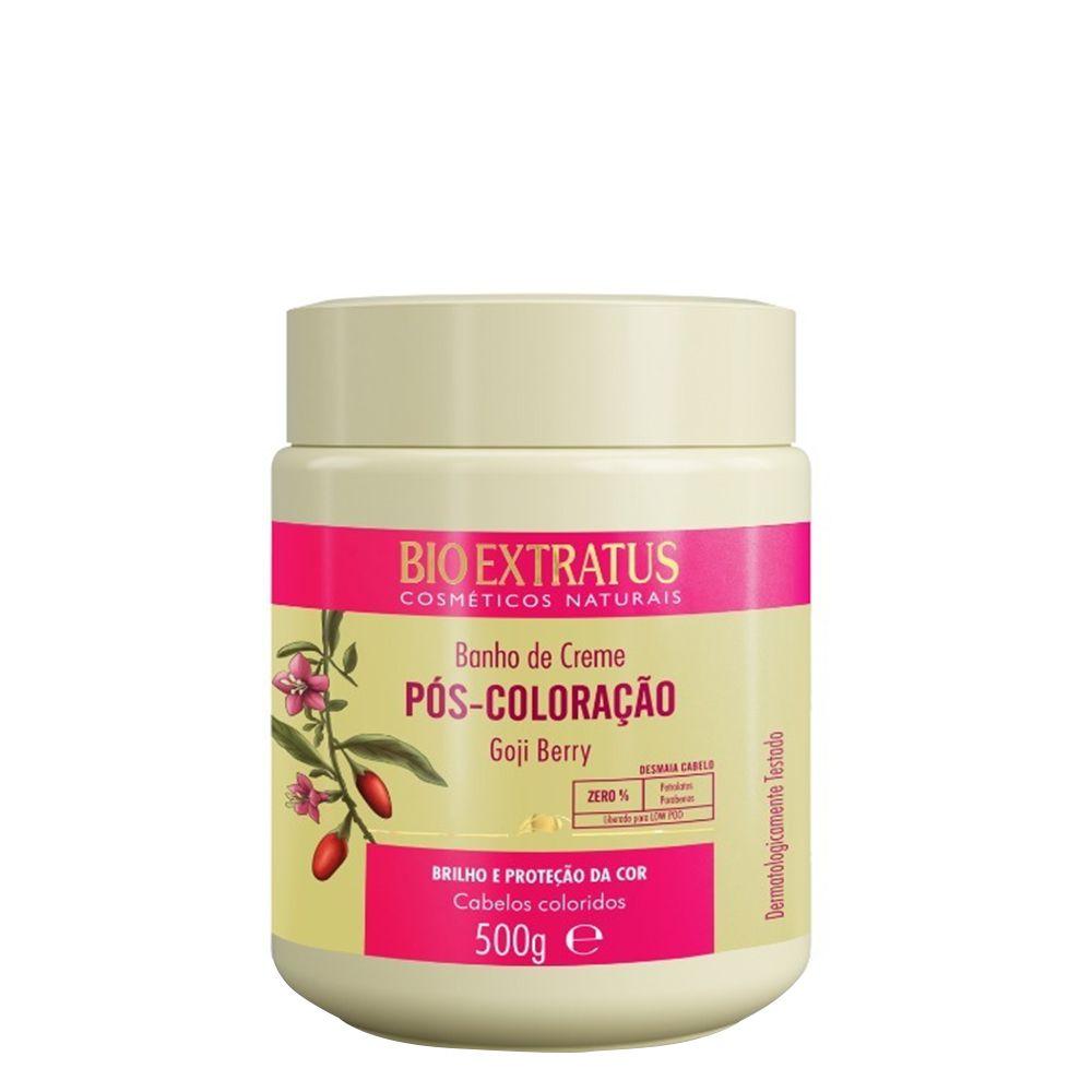 Bio Extratus Banho de Creme Pós Coloração - 500g