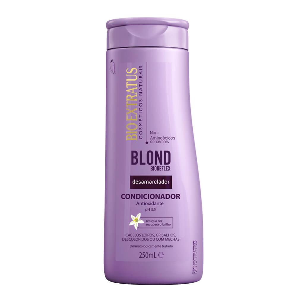 Bio Extratus Condicionador Blond Bioreflex Desamarelador Antioxidante - 250ml