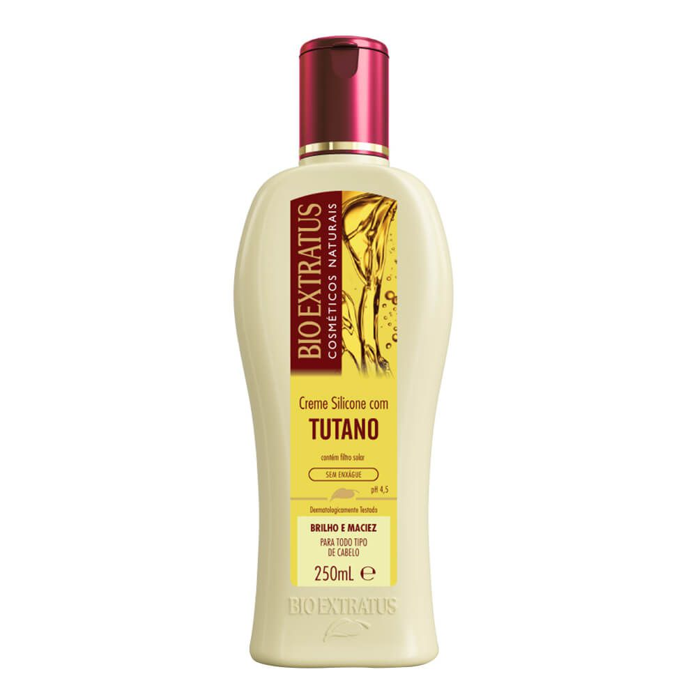 Bio Extratus Creme Silicone com Tutano - 250ml