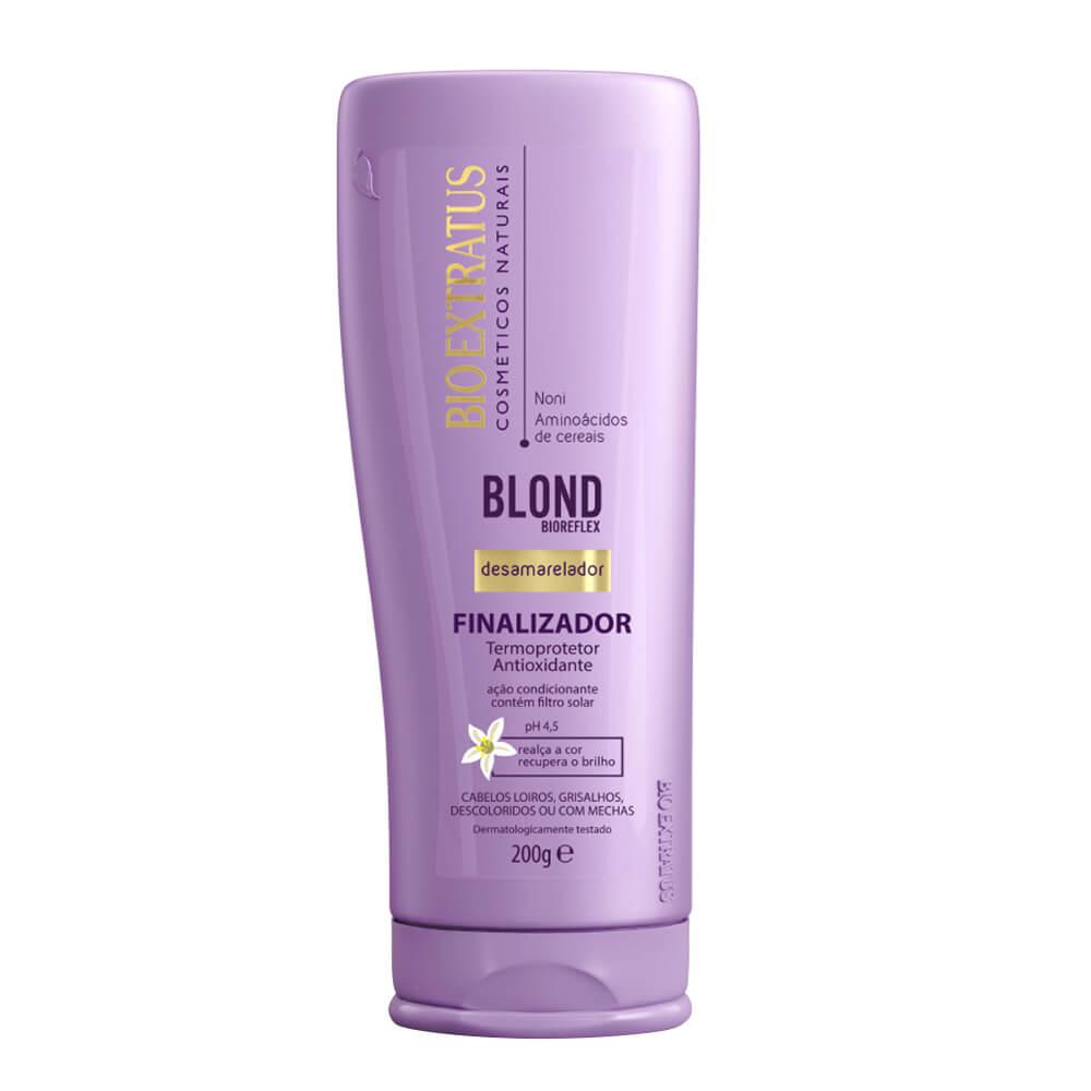 Bio Extratus Finalizador Blond Bioreflex Desamarelador - 200g
