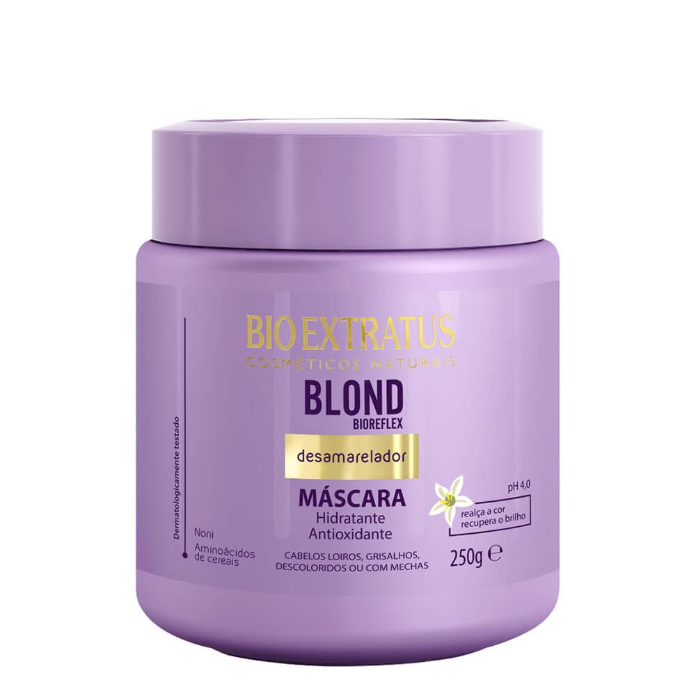 Bio Extratus Máscara Blond Bioreflex Desamarelador - 250g