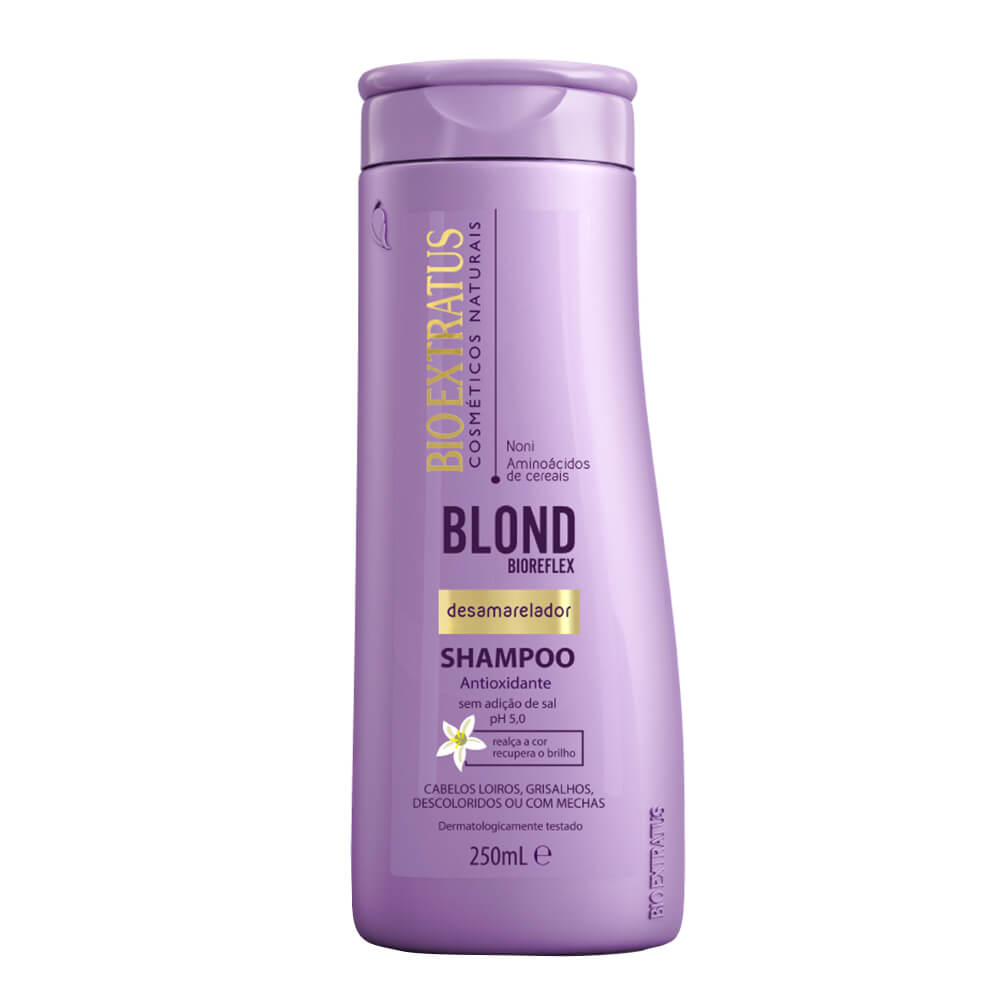 Bio Extratus Shampoo Blond Bioreflex Desamarelador Antioxidante - 250ml