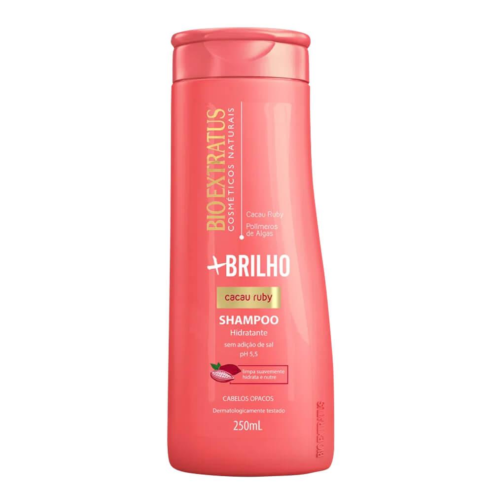 Bio Extratus Shampoo Mais Brilho - 250ml