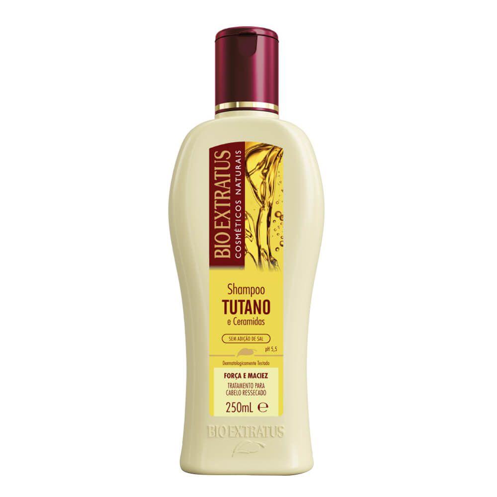 Bio Extratus Shampoo Sem Sal Tutano e Ceramidas - 250ml