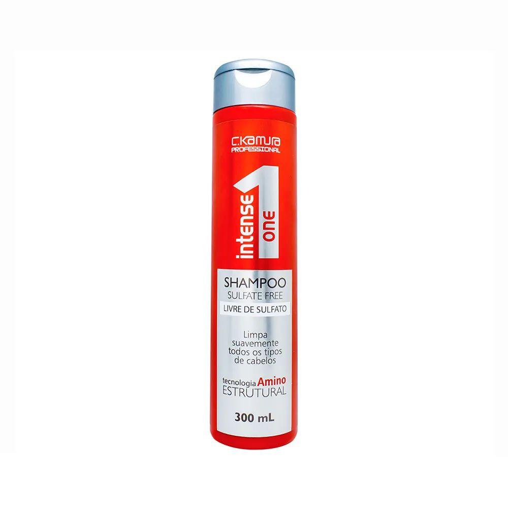 C.Kamura Shampoo Sulfate Free Intense One - 300ml