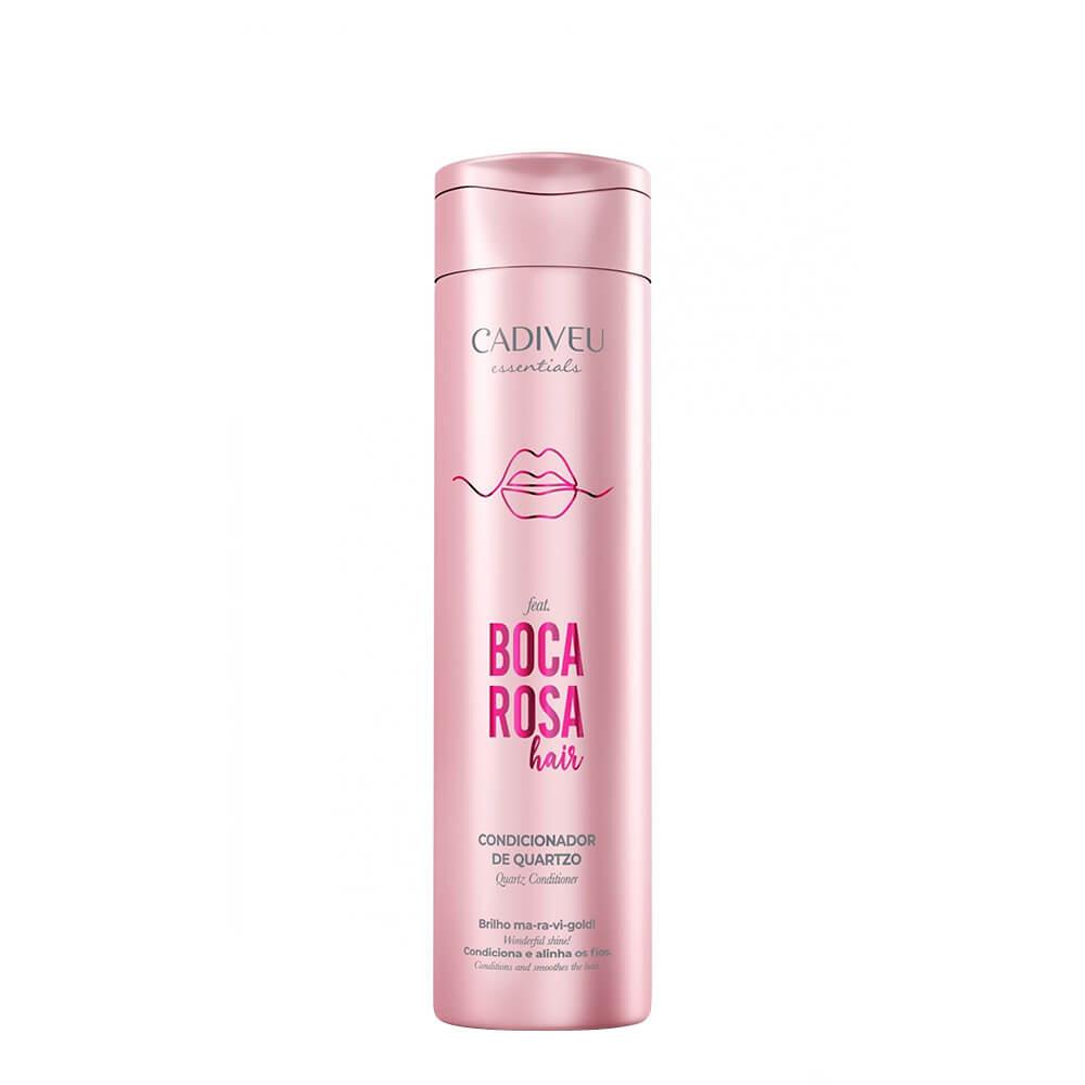 Cadiveu Condicionador de Quartzo Boca Rosa Hair - 250ml