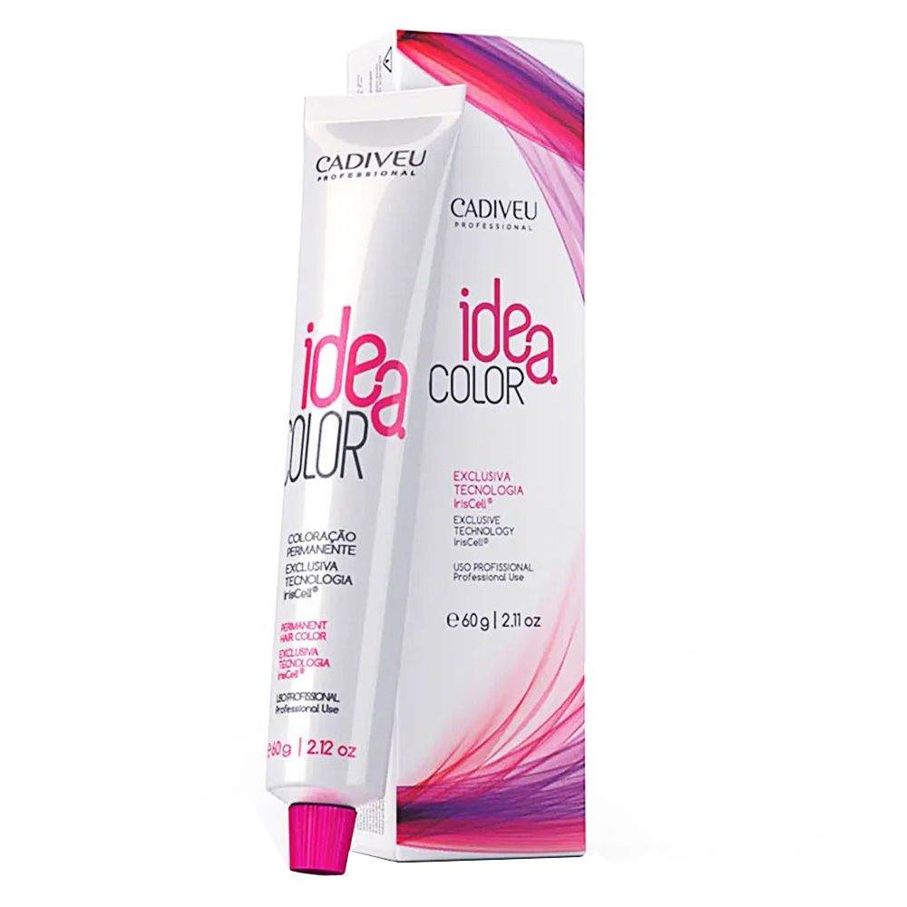 Cadiveu Idea Color 0.22 Super Mix Violeta Intenso - 60g