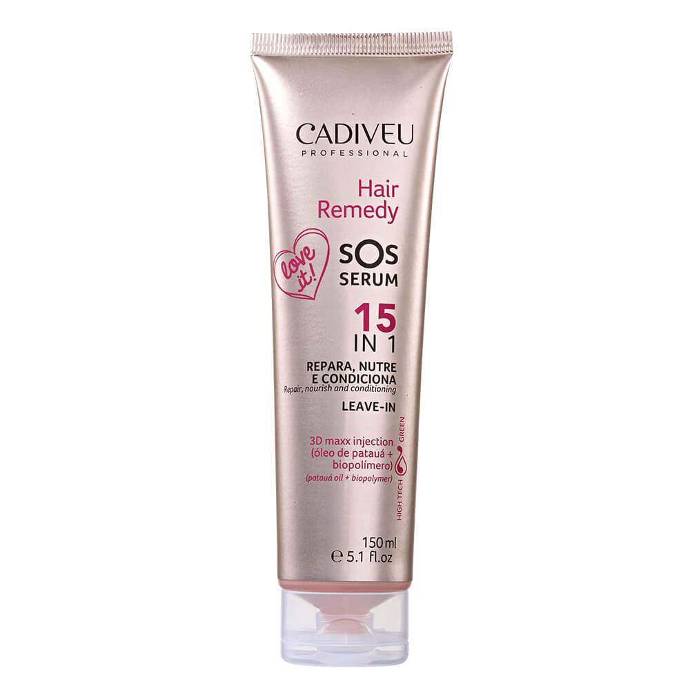 Cadiveu Sérum Hair Remedy SOS - 150ml