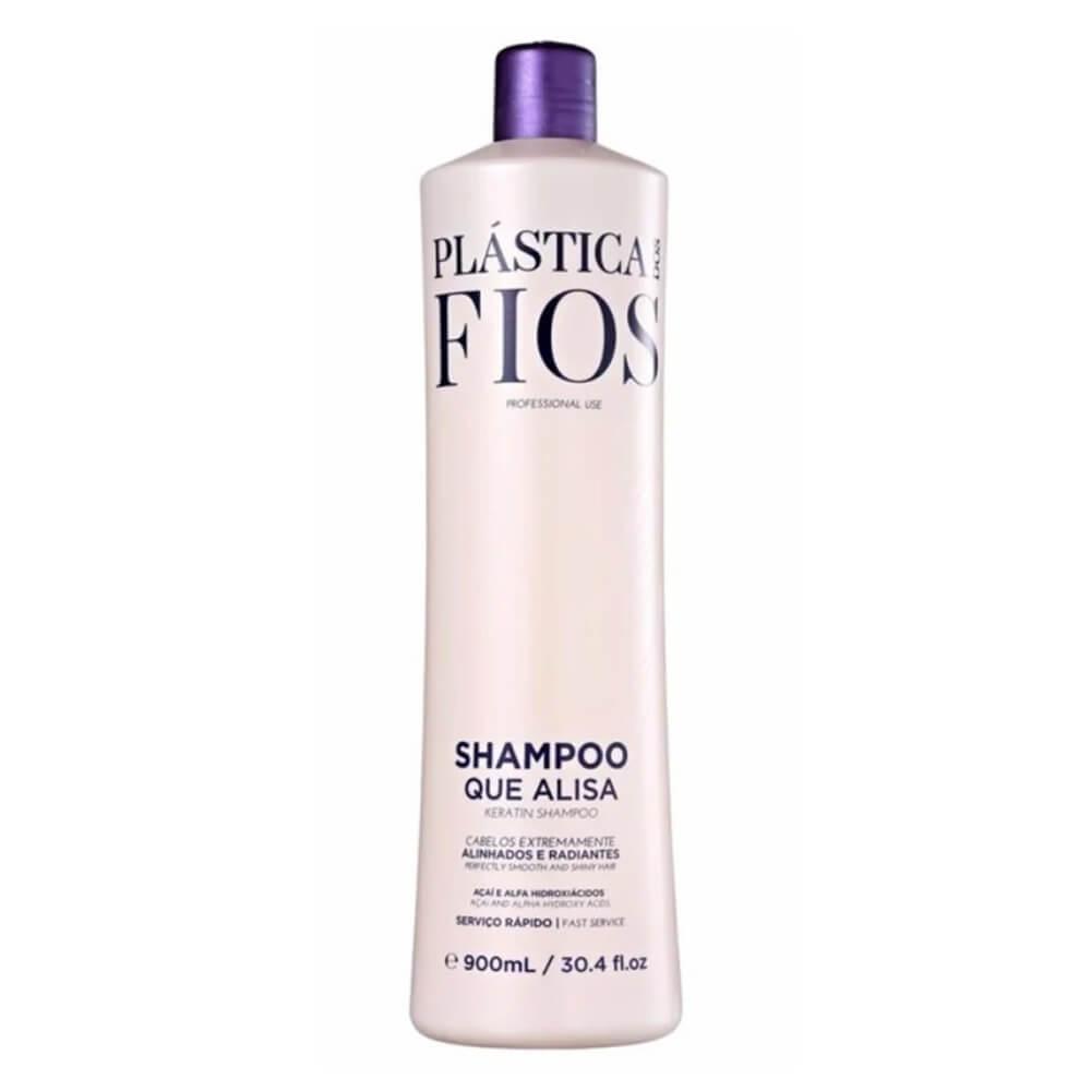 Cadiveu Shampoo Plástica dos Fios Que Alisa - 900ml
