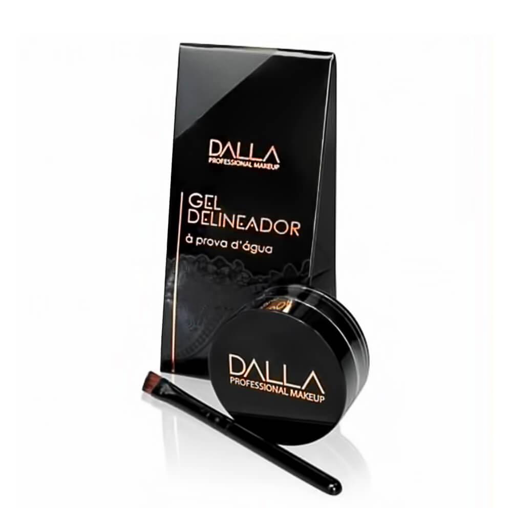 Dalla Makeup - Gel Delineador  - a Prova D'água