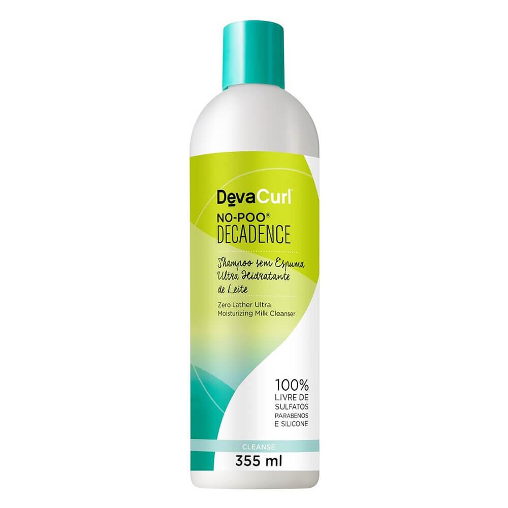 DevaCurl Shampoo No-Poo Decadence - 355ml