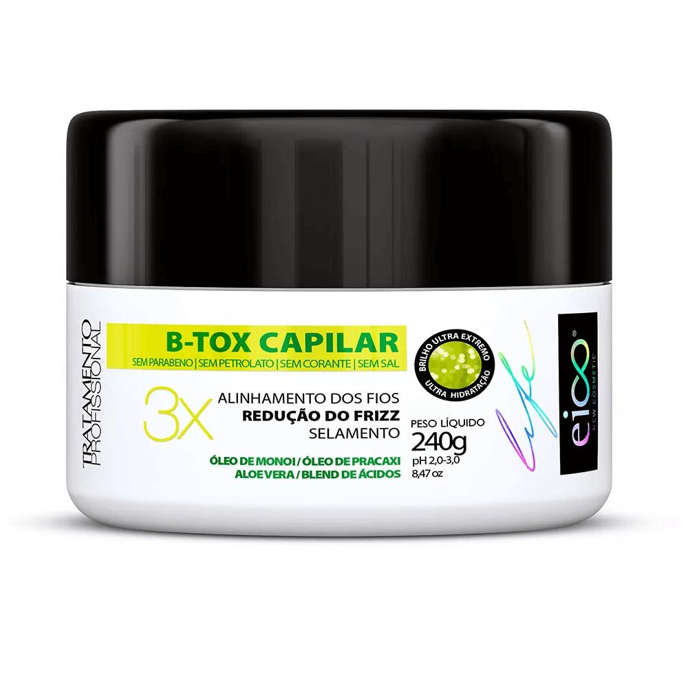 Eico Máscara Profissional Botox B-Tox S.O.S - 240g