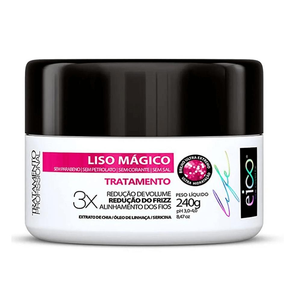 Eico Máscara Profissional Liso Mágico - 240g