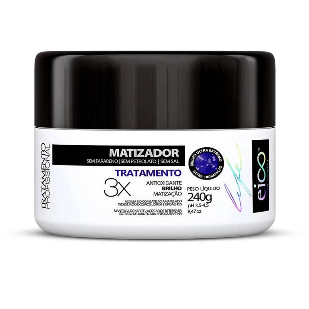 Eico Matizador Sem Parabeno - 240g