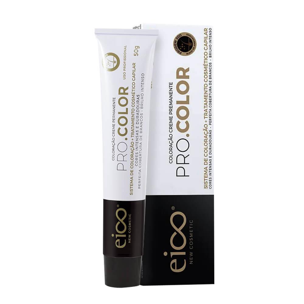 Eico Pro.Color 8.34 Louro Claro Dourado Acobreado - 50g