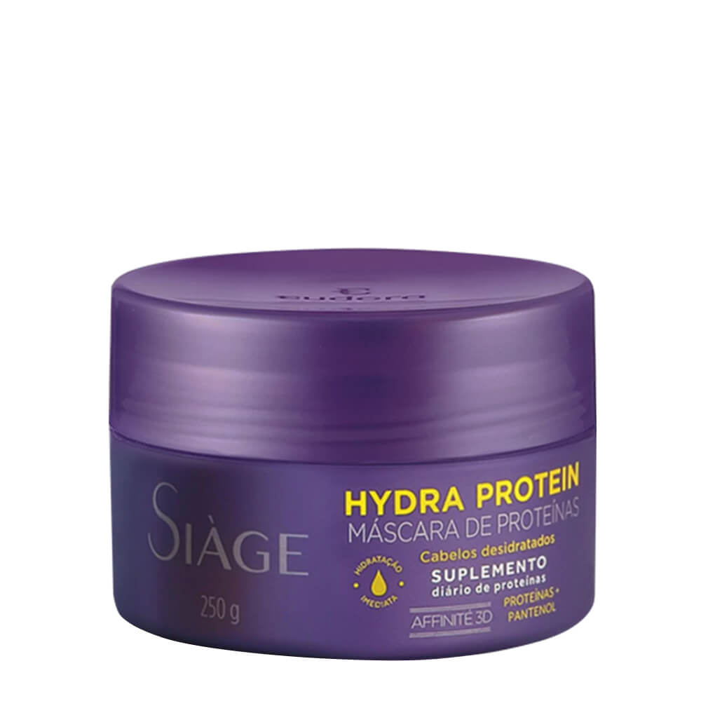 Eudora Máscara Hydra Protein Siage - 250ml
