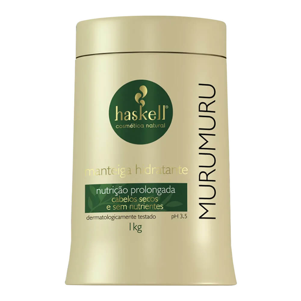 Haskell Manteiga Hidratante Murumuru - 1000g