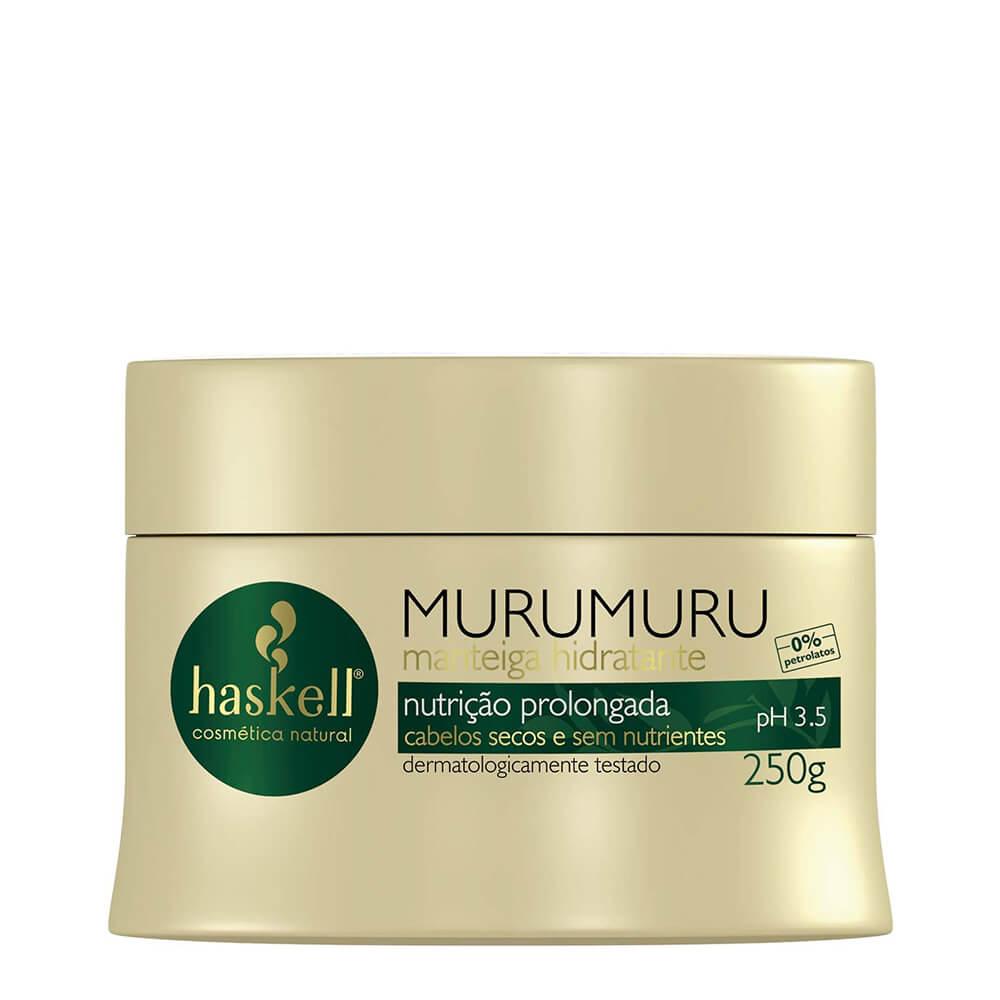 Haskell Manteiga Hidratante Murumuru - 250g