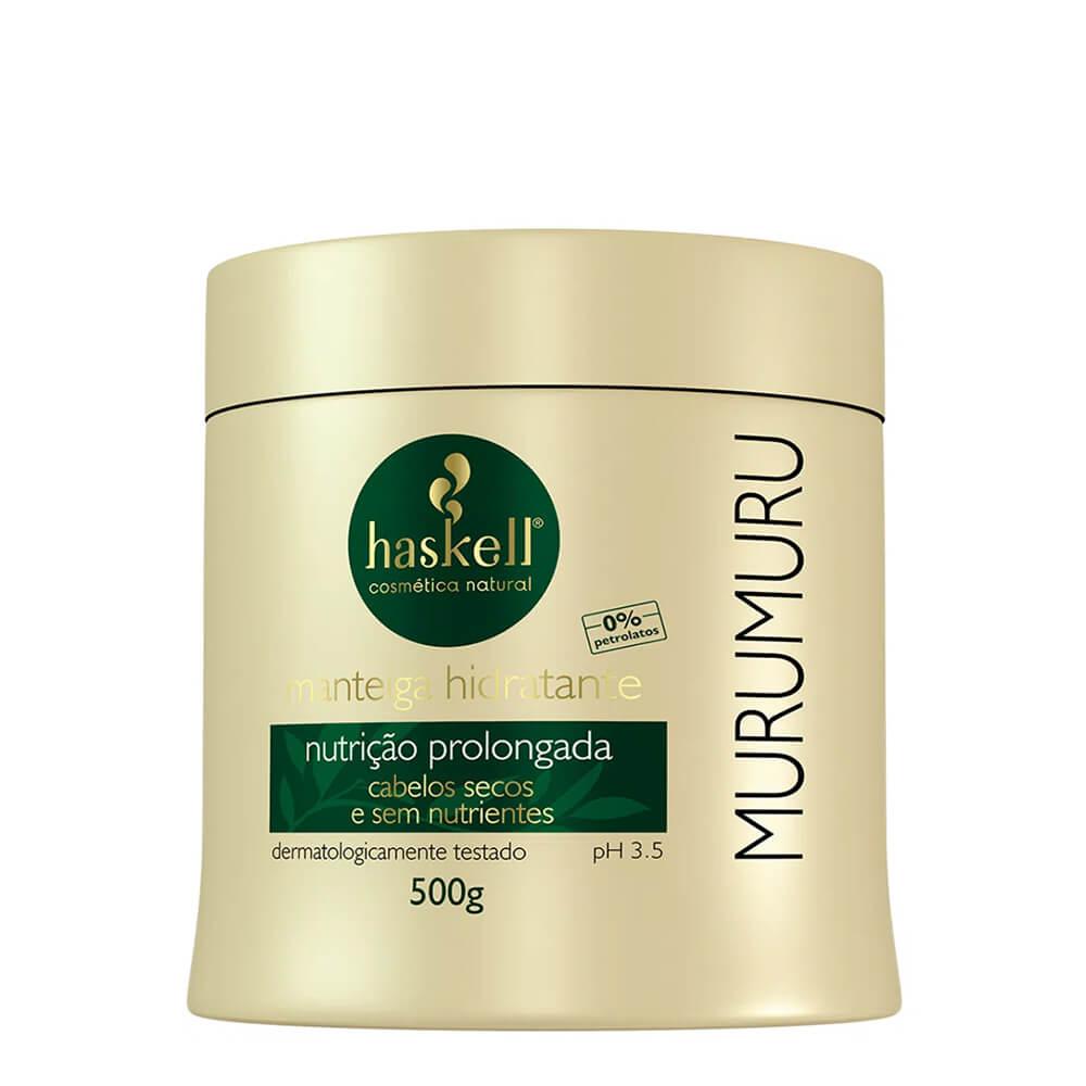 Haskell Manteiga Hidratante Murumuru - 500g