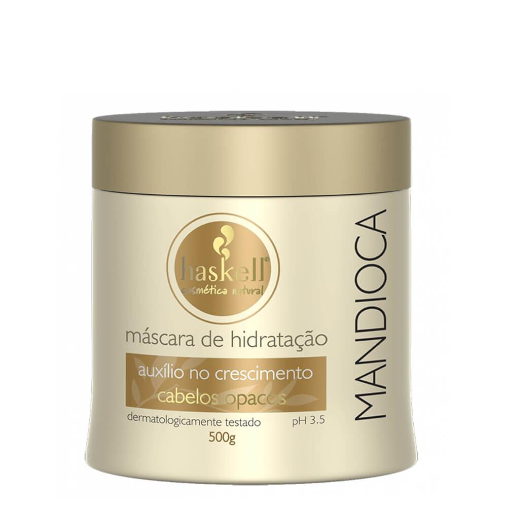Haskell Máscara de Mandioca - 500g