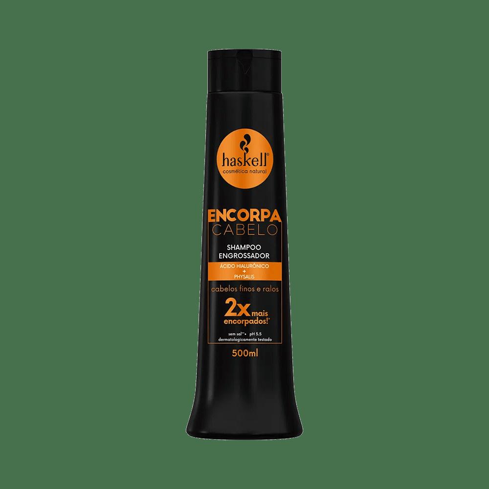 Haskell Shampoo Encorpa Cabelo - 500ml
