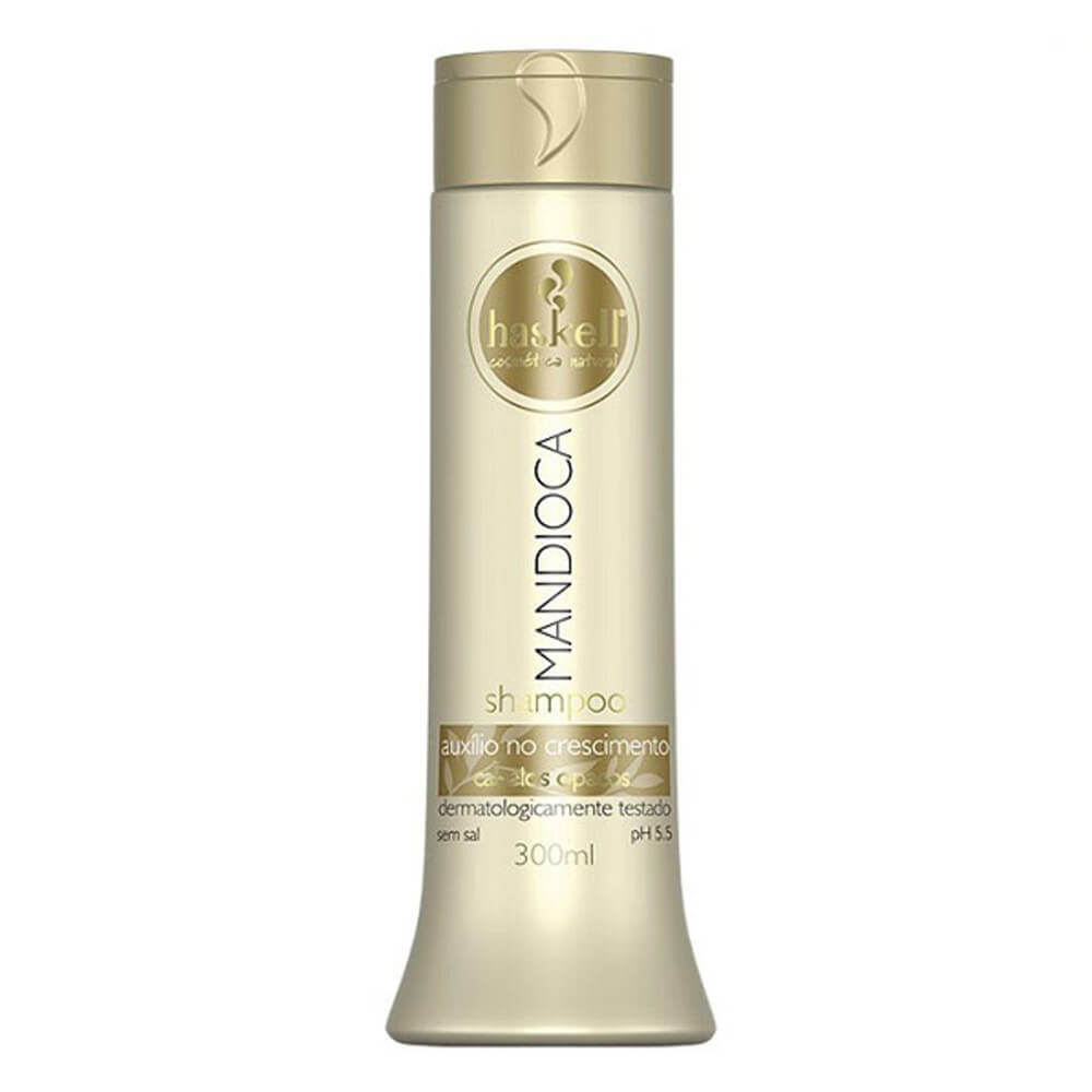 Haskell Shampoo Mandioca - 300ml