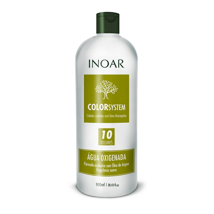 Inoar Color System Água Oxigenada 10Vol - 900ml