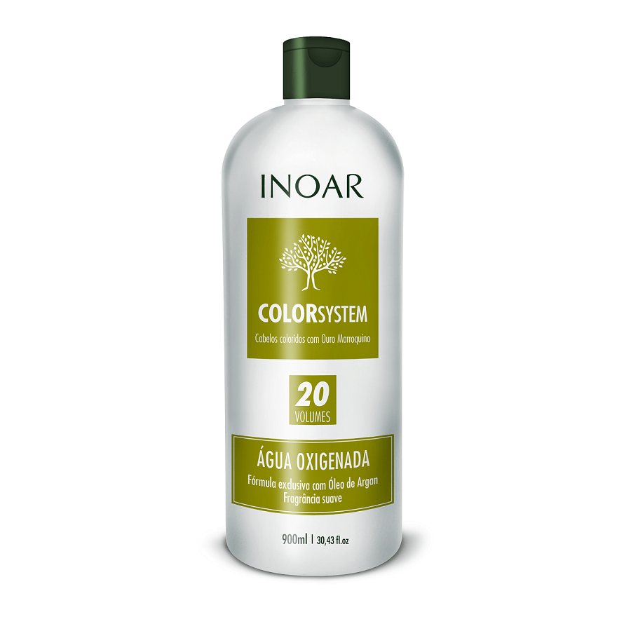 Inoar Color System Água Oxigenada 20Vol - 900ml