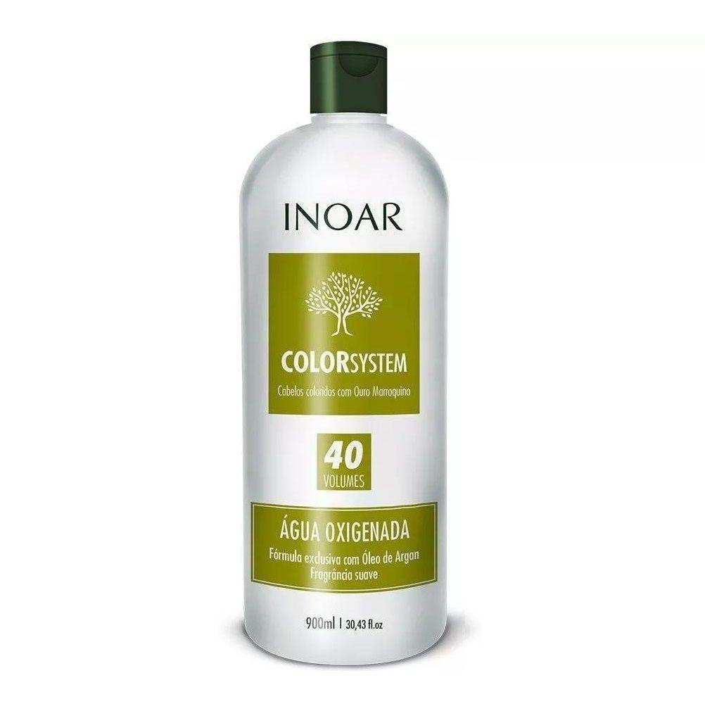 Inoar Color System Água Oxigenada 40Vol - 900ml