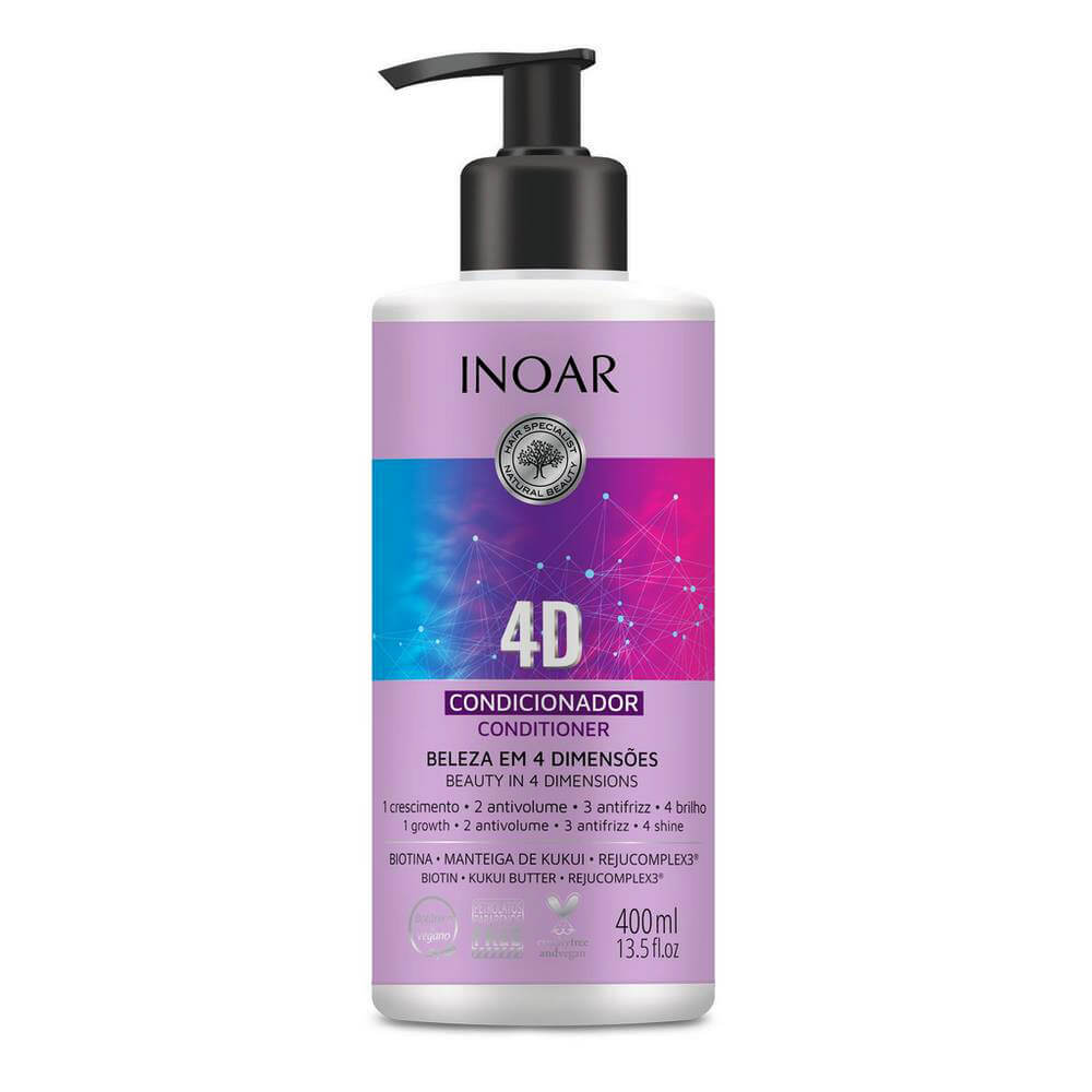 Inoar Condicionador 4D - 400ml