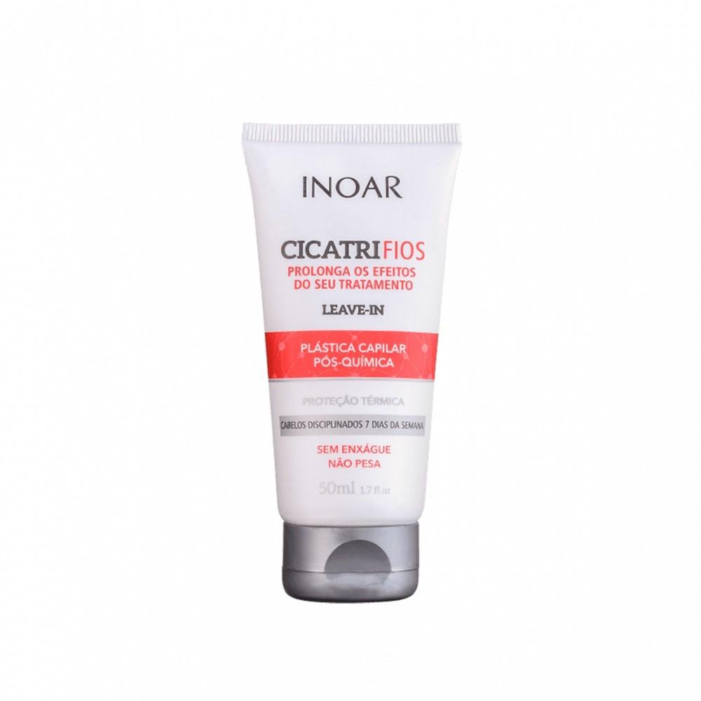 Inoar Leave-in Cicatrifios Pós-Química - 50ml