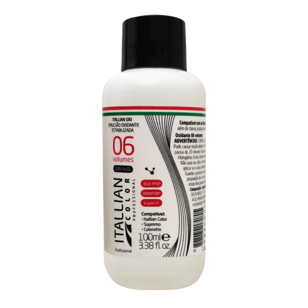 Itallian Água Oxigenada Oxi Professional 6vol / 1,8% - 100ml