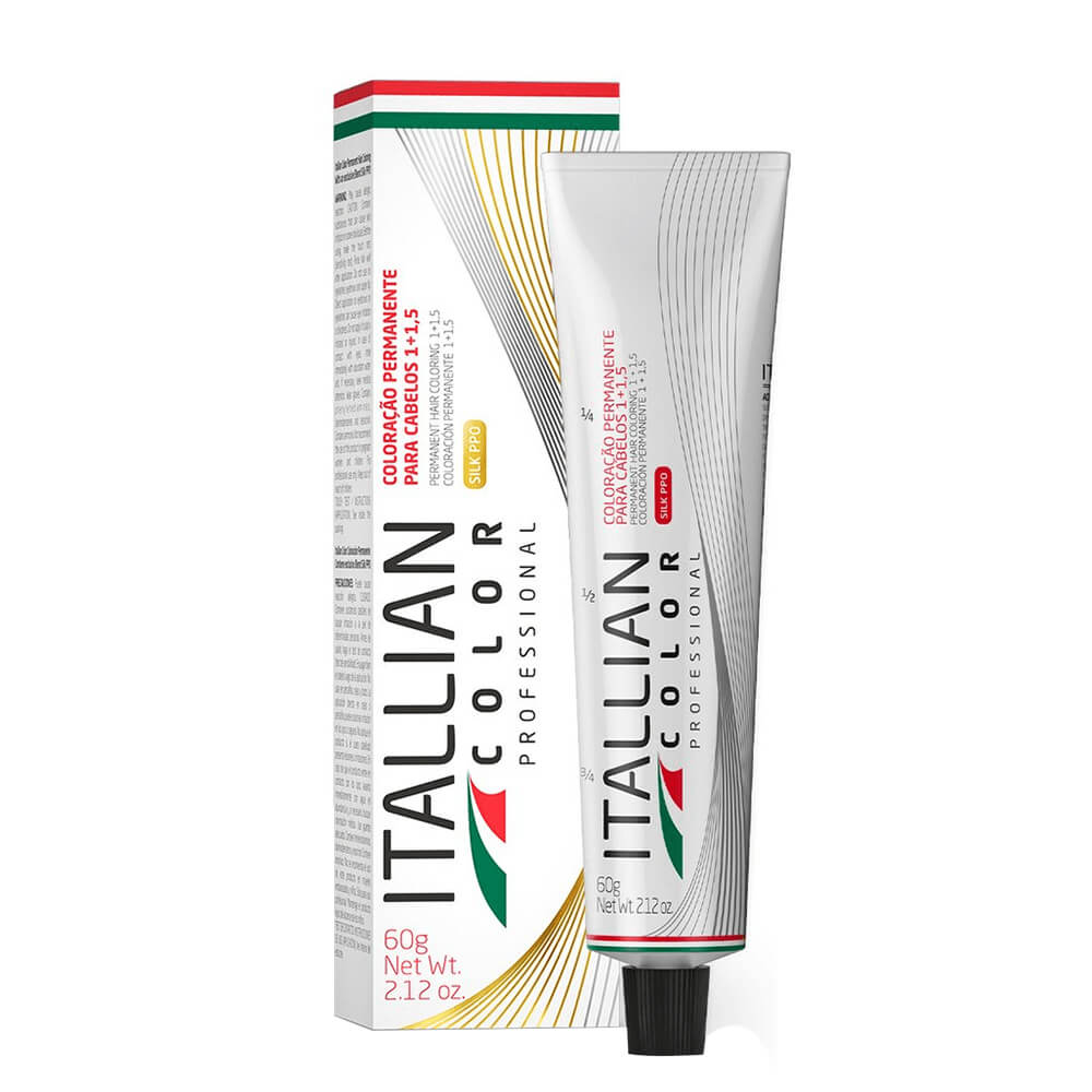Itallian Color Professional 8.44 Cobre Intenso - 60g