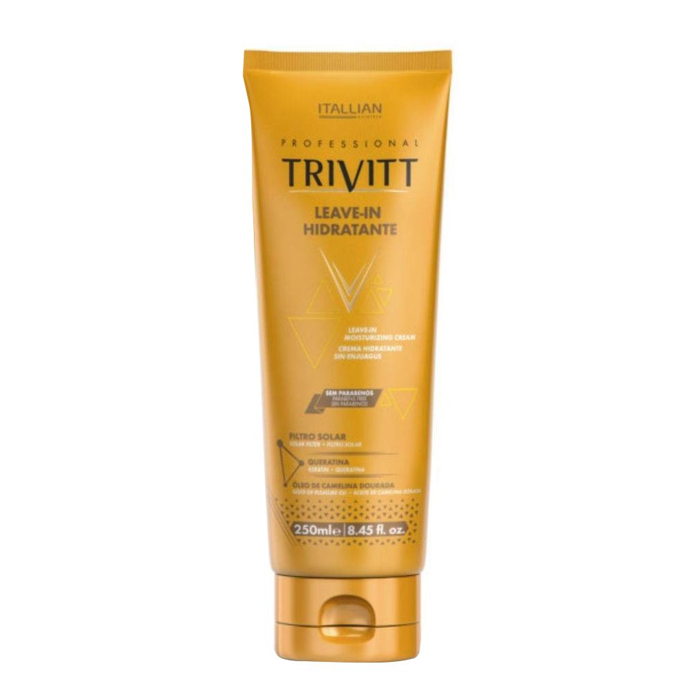 Itallian Leave-In Hidratante Trivitt Professional - 250ml